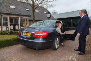 Directie chauffeur vanuit Limburg, Brabant, Drenthe