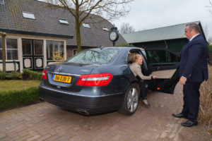 Directiechauffeur Groningen