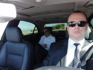 Directie chauffeur opleiding